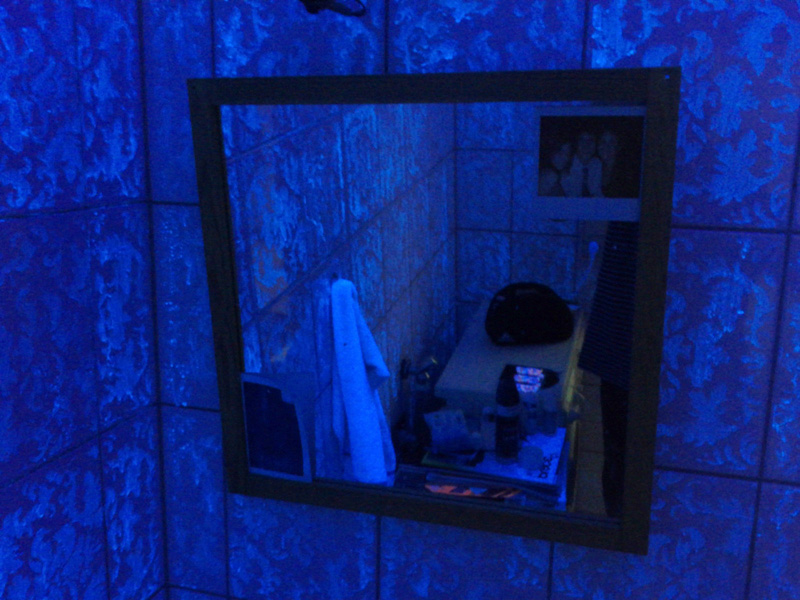 UV Bathroom decoration