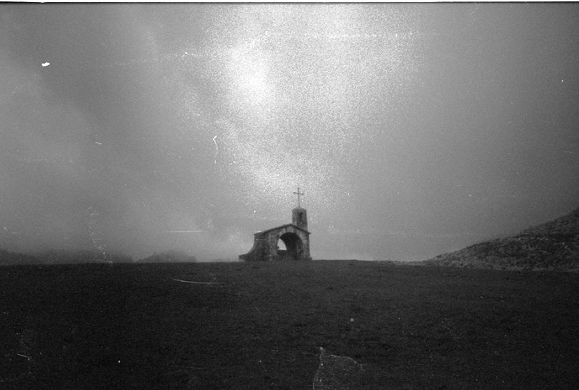 Church on the hill,